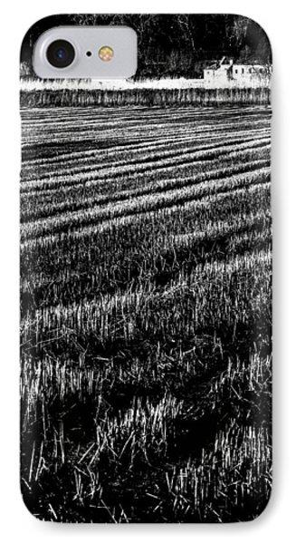 Rice Paddies Phone Case by Edgar Laureano
