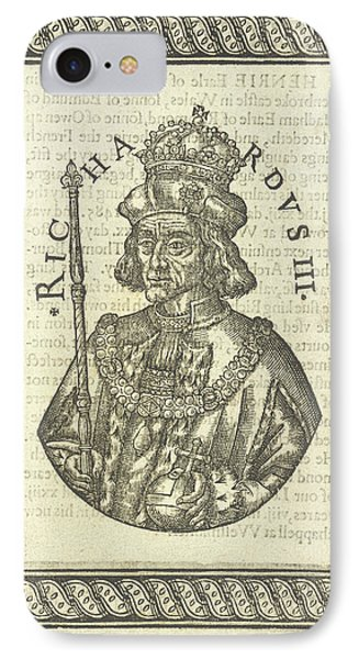 Richard IIi IPhone Case by British Library