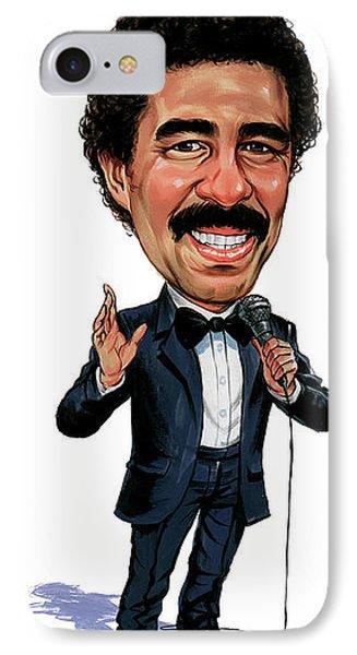 Richard Pryor Phone Case by Art
