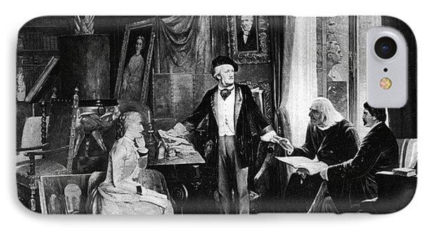 Richard Wagner Phone Case by Granger