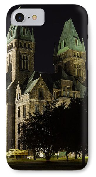 Richardson Olmsted Complex From The Lawn IPhone Case by Don Nieman