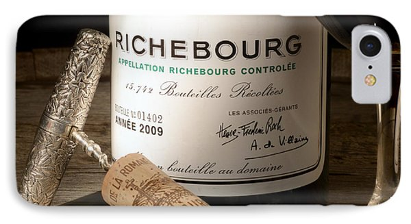 Richebourg IPhone Case by Jon Neidert