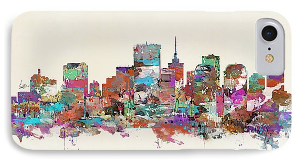 Richmond Virginia IPhone Case by Bri B