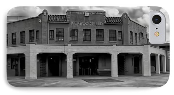 Rickwood Field IPhone Case by Fred Baird