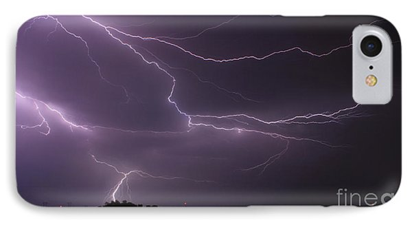 Riders In The Storm IPhone Case