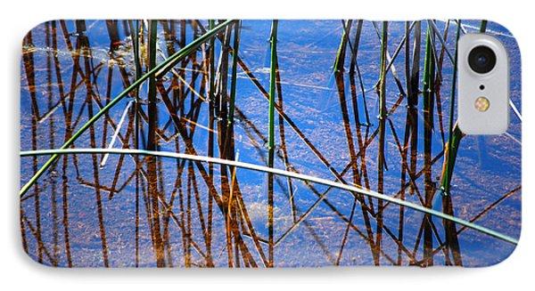Ridges Reflection IPhone Case