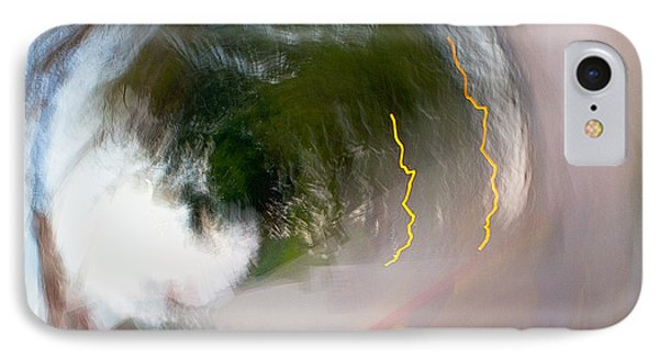 Ridin' A Concrete Wave Phone Case by Steve Belovarich