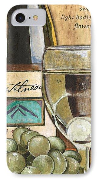Riesling IPhone 7 Case by Debbie DeWitt