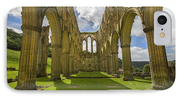 Rievaulx Abbey IPhone Case