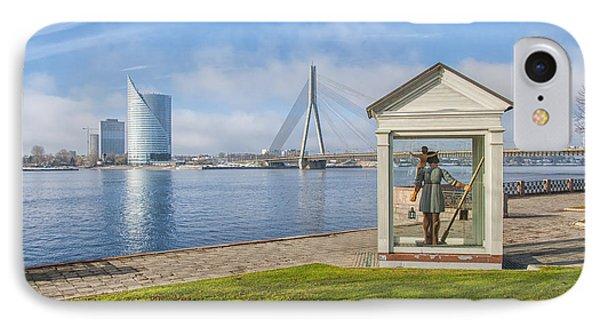 Riga Big Christopher IPhone Case