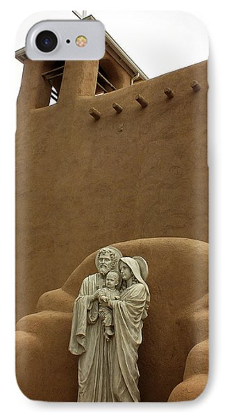Righteous And Mercy IPhone Case by Lucinda Walter