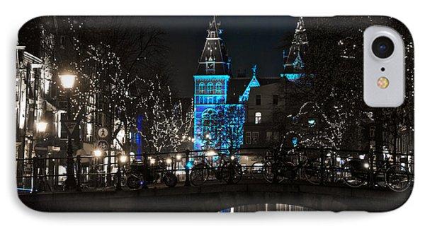 Rijksmuseum In Blue IPhone Case