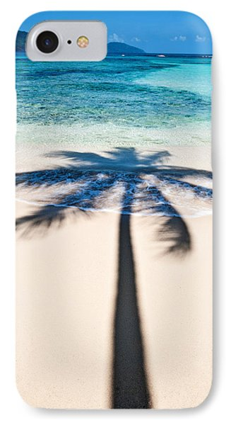 Rincon Shadow IPhone Case by Renee Sullivan