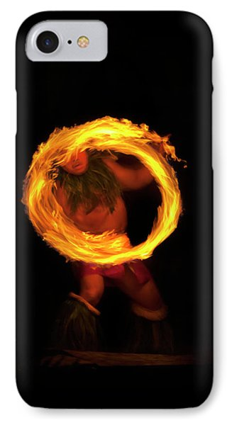 Ring Of Fire Phone Case by Mike  Dawson