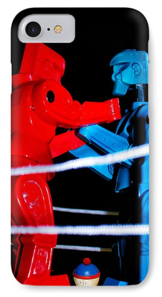 Ringside IPhone Case by Pat Cook