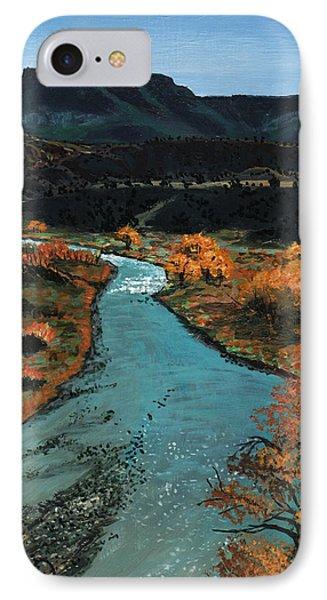 Rio Chama River IPhone Case