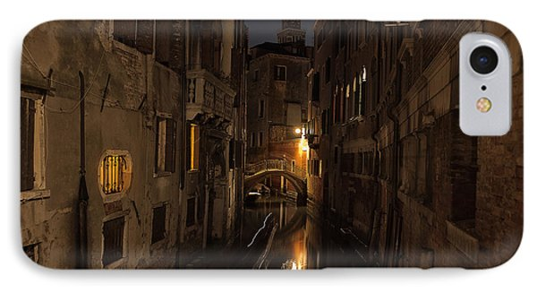 Rio Della Verona IPhone Case by Marion Galt
