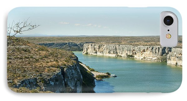 IPhone Case featuring the photograph Rio Grande by Erika Weber