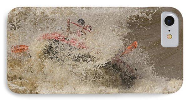 Rio Grande Rafting Phone Case by Steven Ralser