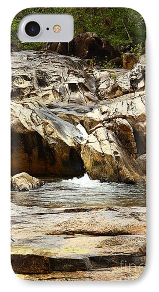 Rio On Pools IPhone Case by Kathy McClure