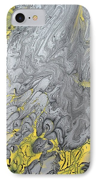 Rip Current IPhone Case by Nimble Sloth Studio