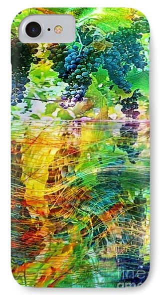 Ripened Vines IPhone Case by PainterArtist FIN