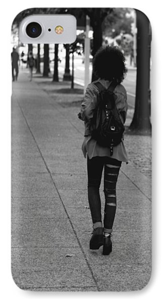 IPhone Case featuring the photograph Ripped Jeans by Dorin Adrian Berbier