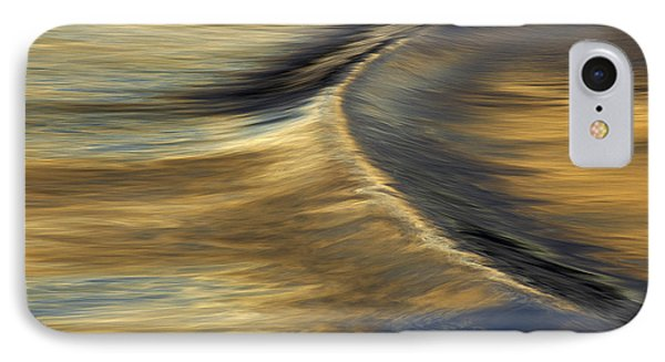 Ripple #1  Mg_6679 IPhone Case by David Orias