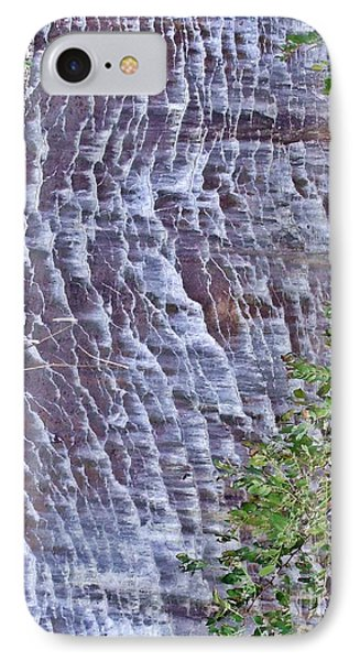 IPhone Case featuring the photograph Ripples In Stone by Christian Mattison