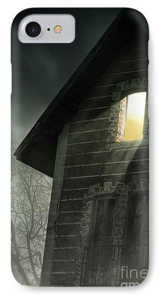 Rising Fog IPhone Case