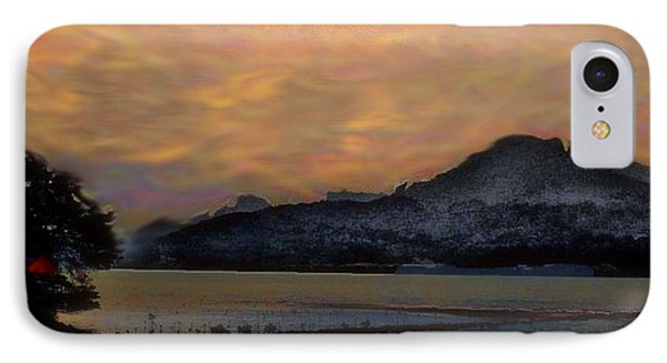 Rising Sun IPhone Case by Terence Morrissey