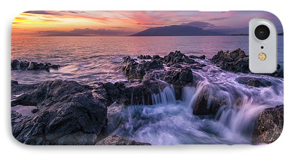 Rising Tide IPhone Case by Hawaii  Fine Art Photography
