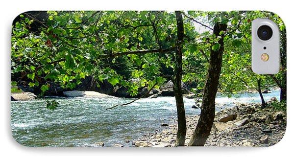 River Gorge IPhone Case by Deborah DeLaBarre