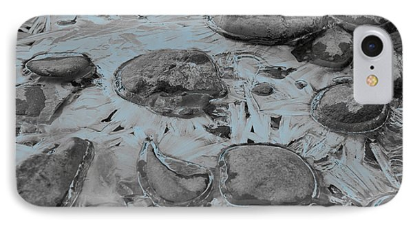 River Ice Blue IPhone Case