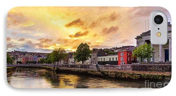 River Lee In Cork IPhone Case