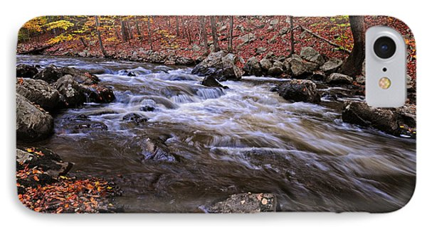 River Of Color IPhone Case by Dave Mills