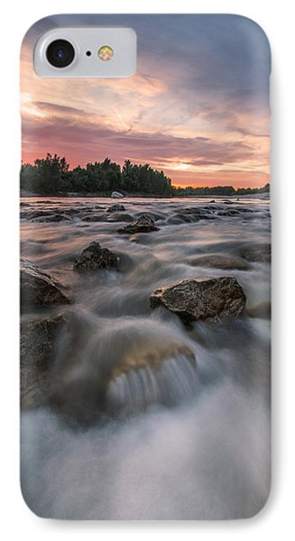 River Of Dreams Phone Case by Davorin Mance