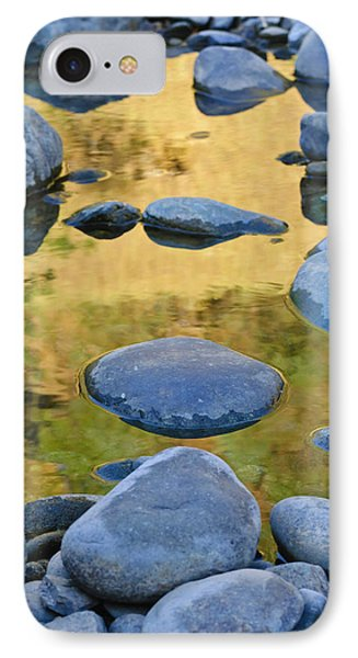 River Of Gold IPhone Case by Sherri Meyer