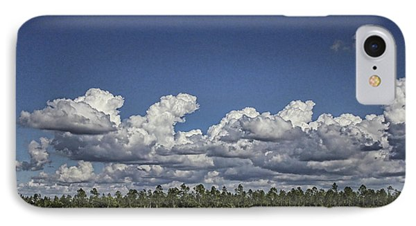 River Of Grass IPhone Case by Anne Rodkin