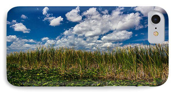 River Of Grass IPhone Case