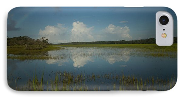 IPhone Case featuring the photograph River Of Grass by Doug McPherson