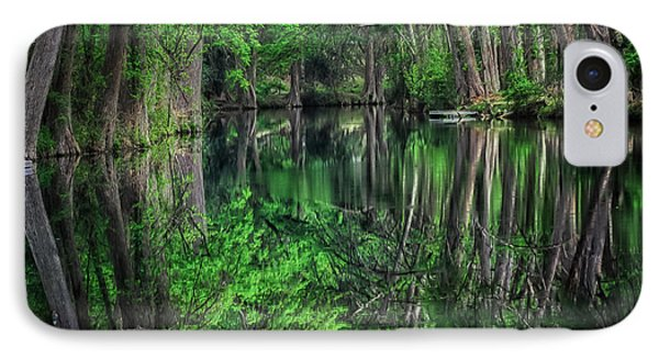 River Of Reflections IPhone Case by Toma Caul
