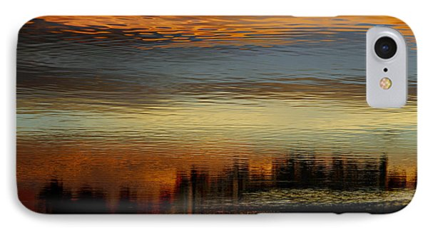 IPhone Case featuring the photograph River Of Sky by Laura Fasulo
