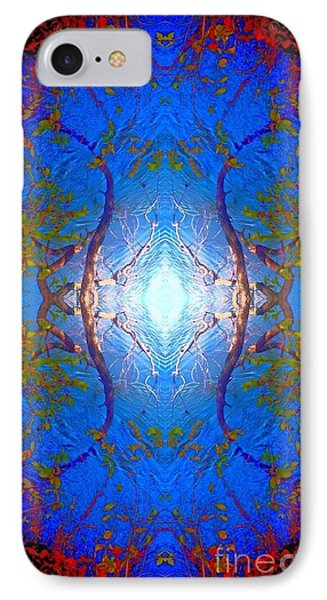 River Portal IPhone Case by Karen Newell
