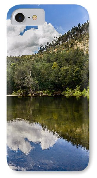 River Reflections I Phone Case by Marco Oliveira