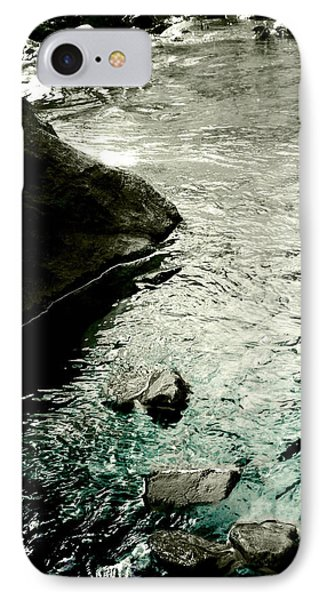 River Rocked Phone Case by Susan Maxwell Schmidt