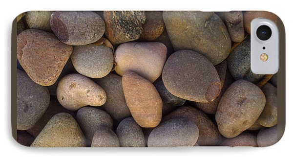 IPhone Case featuring the photograph River Rocks by Richard Stephen