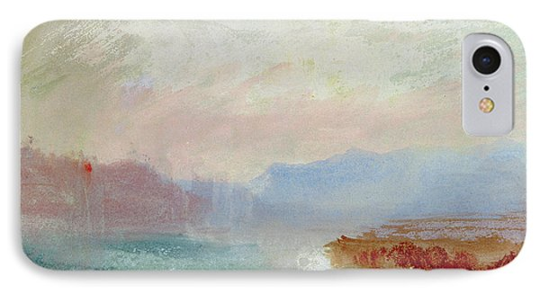 River Scene IPhone Case by Joseph Mallord William Turner