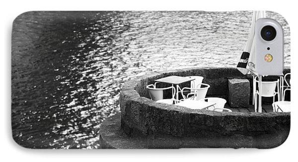 River Seat Phone Case by John Rizzuto