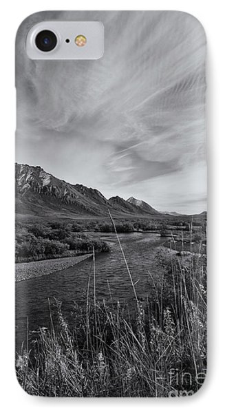 River Serenity Phone Case by Priska Wettstein